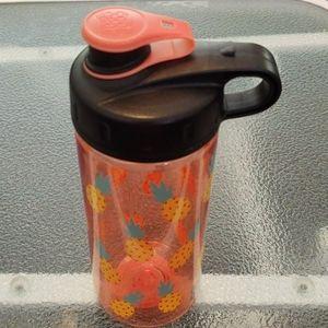 Cool Gear Pineapple Water Bottle 16 oz.